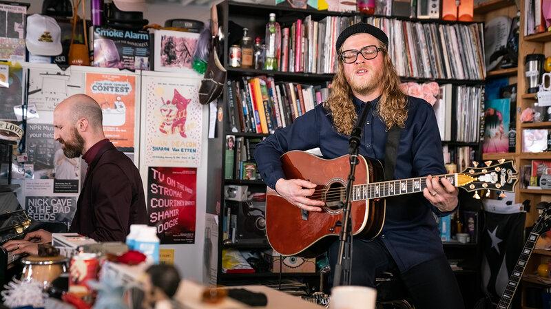 Allen Stone: Tiny Desk Concert