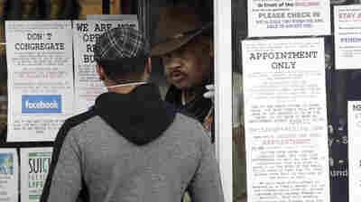 Officials Debate Whether Gun Stores Are 'Essential' During Coronavirus Outbreak