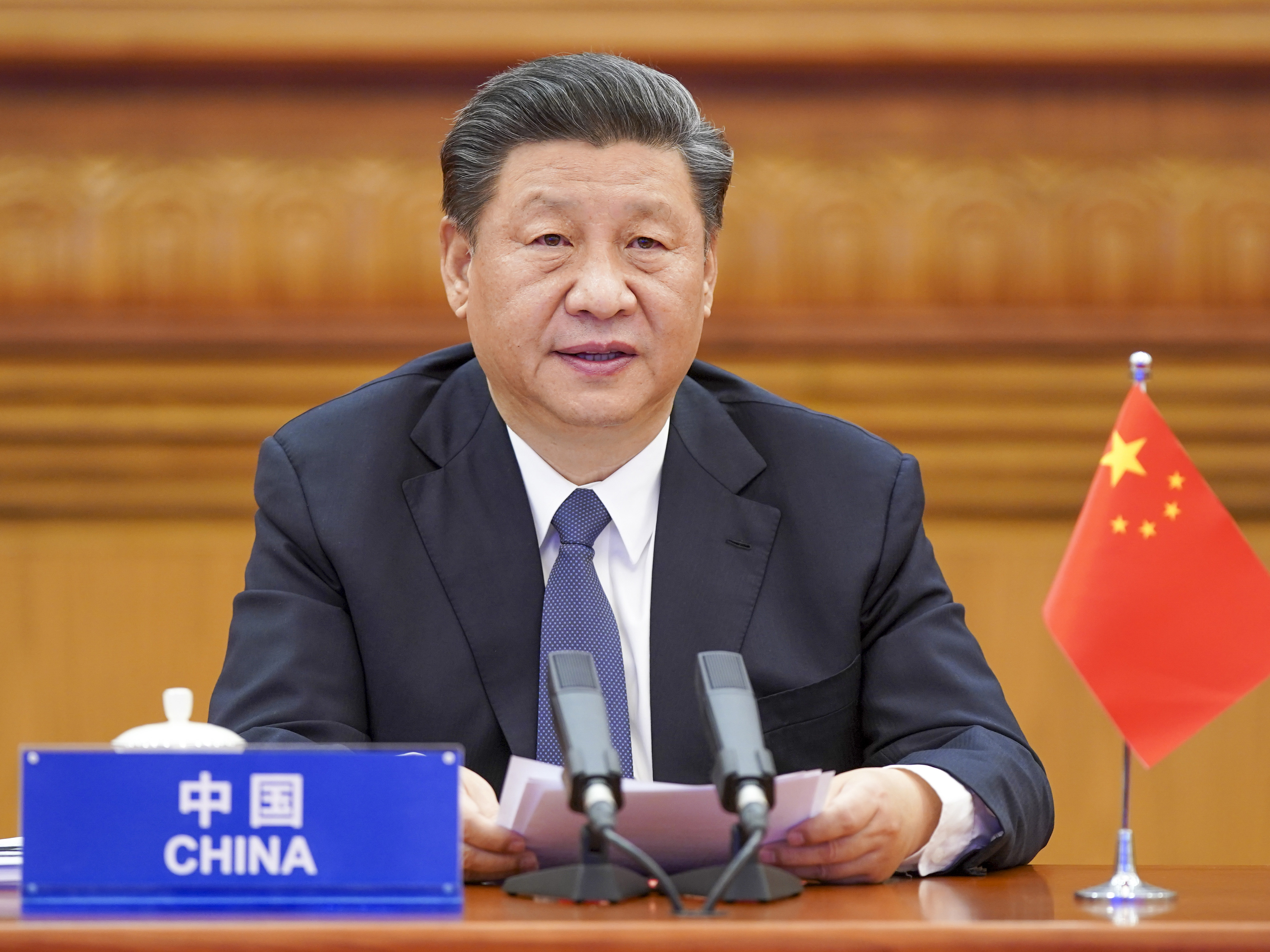 President Trump, China's Xi, Discuss Pandemic During Phone Call ...