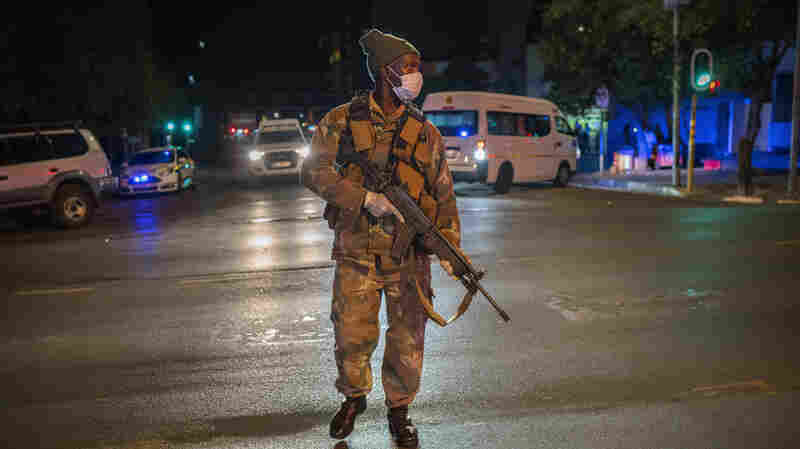 South Africa Reports First COVID-19 Deaths, Goes Into 3-Week Lockdown