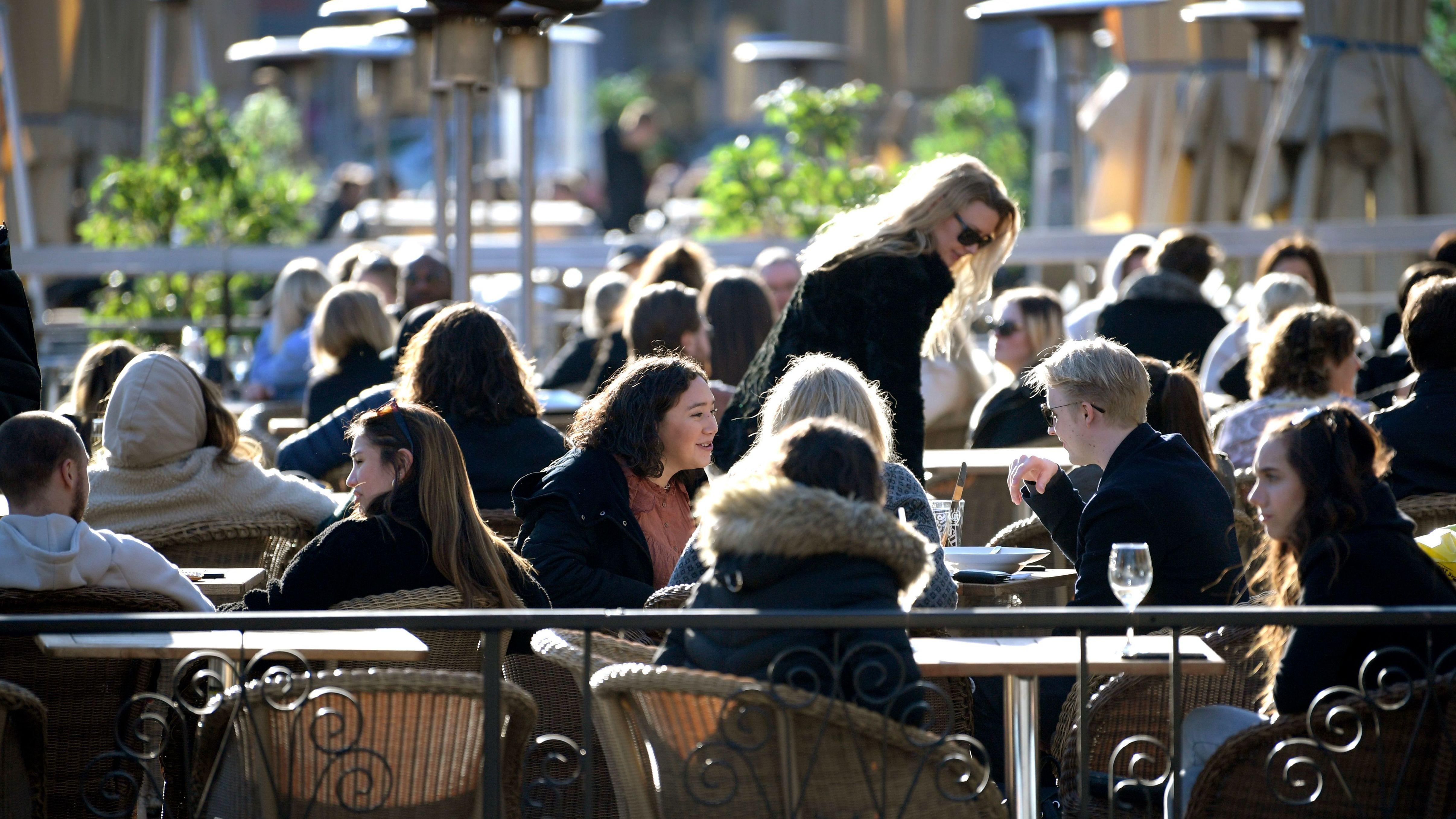 Sweden Bans Groups Larger Than 50 In Its First Major Coronavirus Crackdown Coronavirus Live Updates Npr