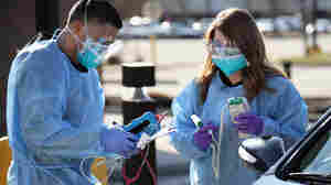 Answering Your Coronavirus Questions: Rescue Package, Health Care Workers And Movies