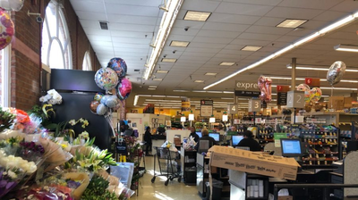 Local Grocery Store Workers Have Gone From A Near-Strike To The Pandemic's Frontlines