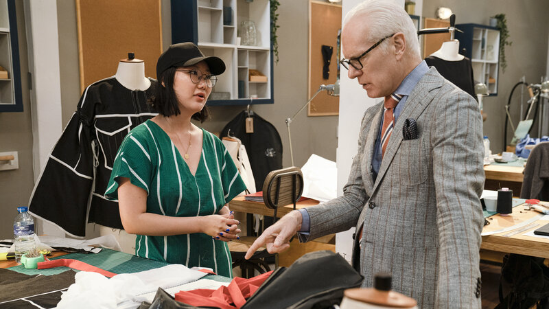 Review Making The Cut Brings Back Tim Gunn And Heidi Klum Npr