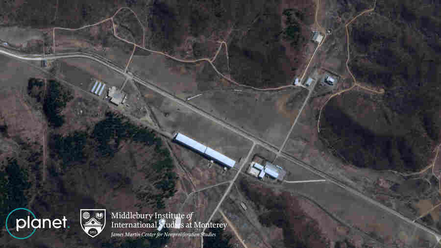North Korea Seen Expanding Rocket Launch Facility It Once Promised To Dismantle