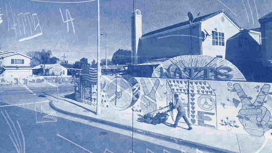An LA Native Drives Us Through His Hometown — Using Google Street View