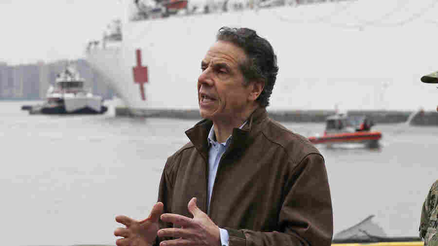 Cuomo Makes Plea To Medical Workers Nationwide: 'Please Come Help Us In New York'
