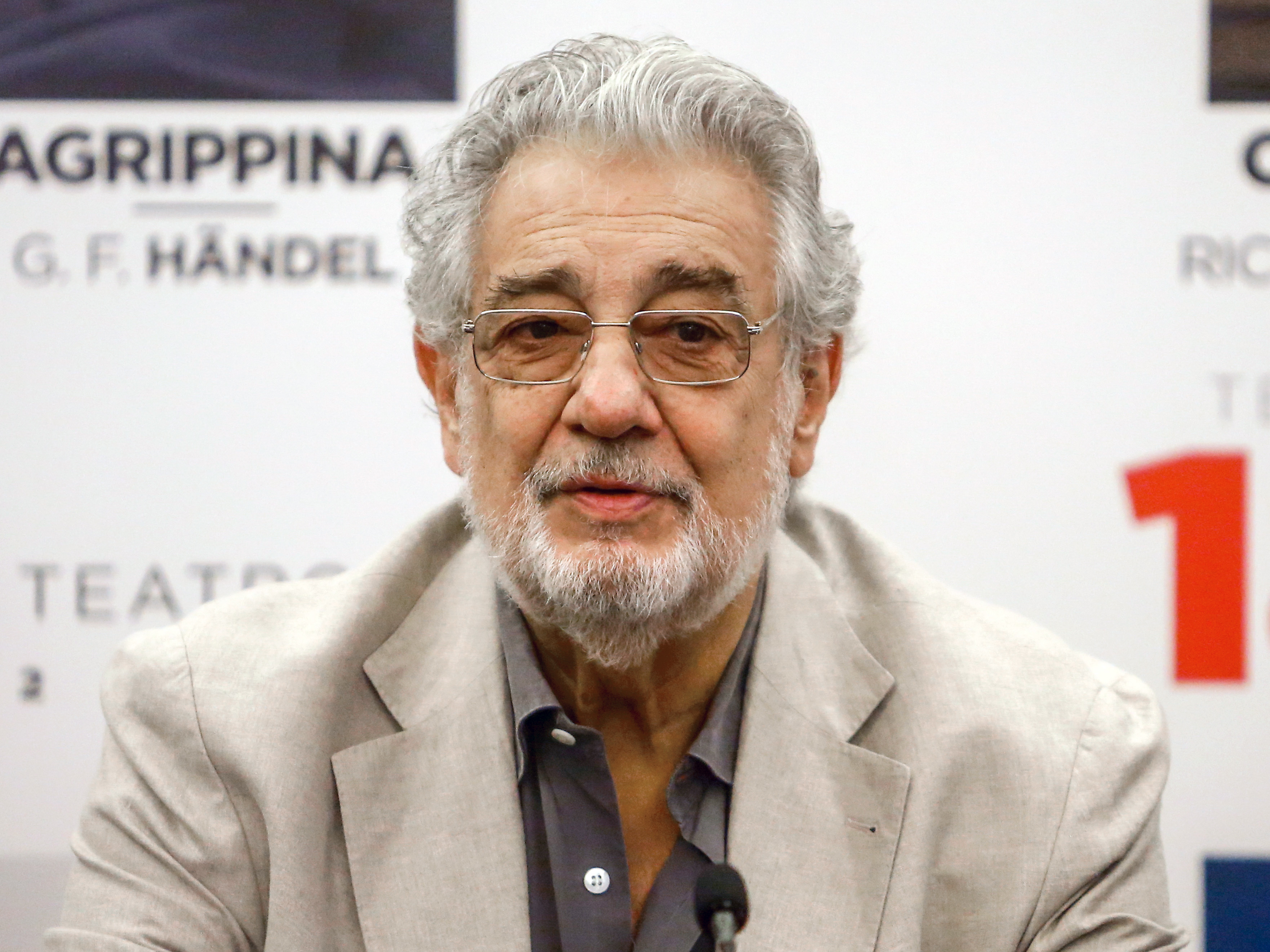 Famed Opera Singer Plácido Domingo Hospitalized Due To COVID-19 Complications