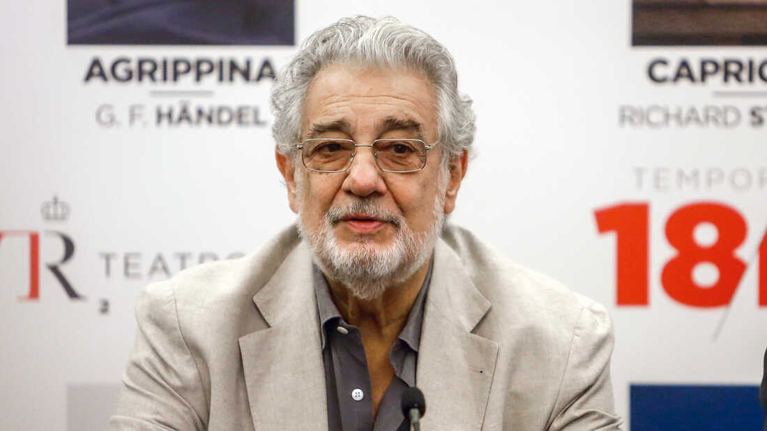 Famed Opera Singer Plácido Domingo Hospitalized Due To COVID-19 Complications