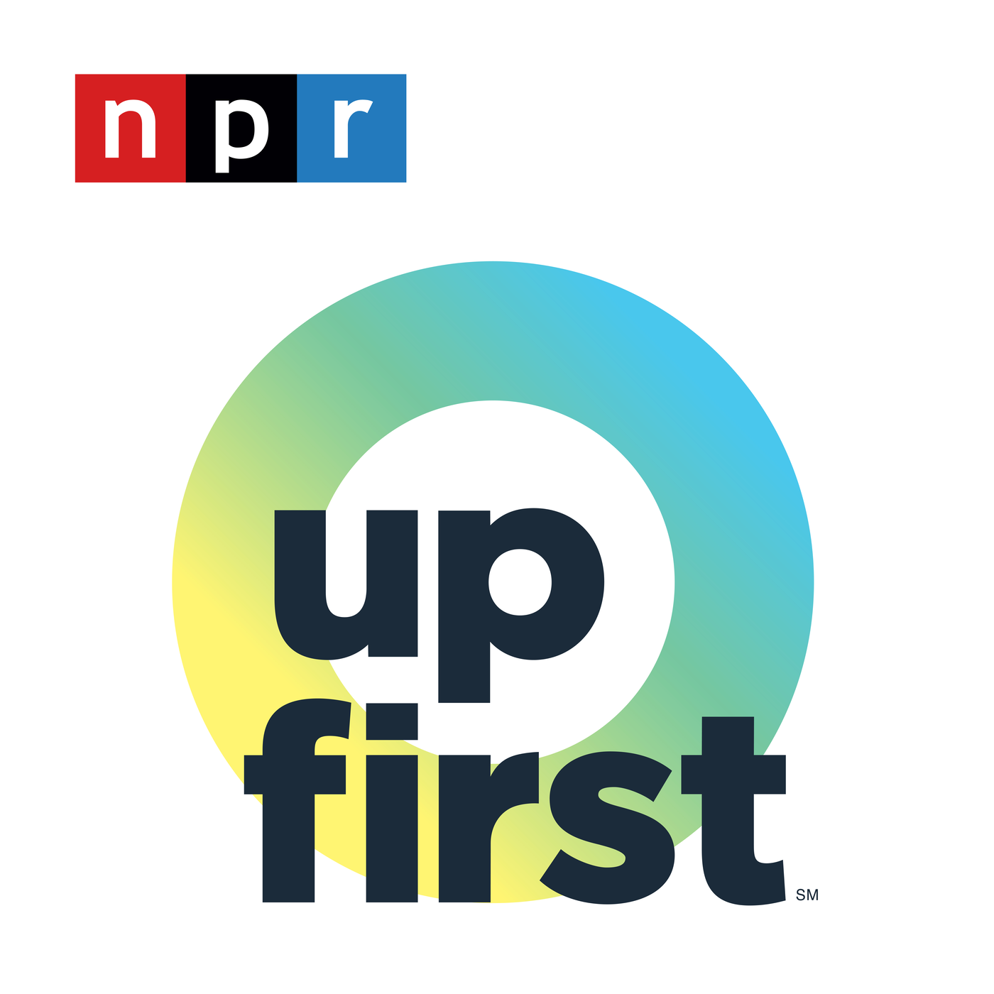 Image of Up First podcast