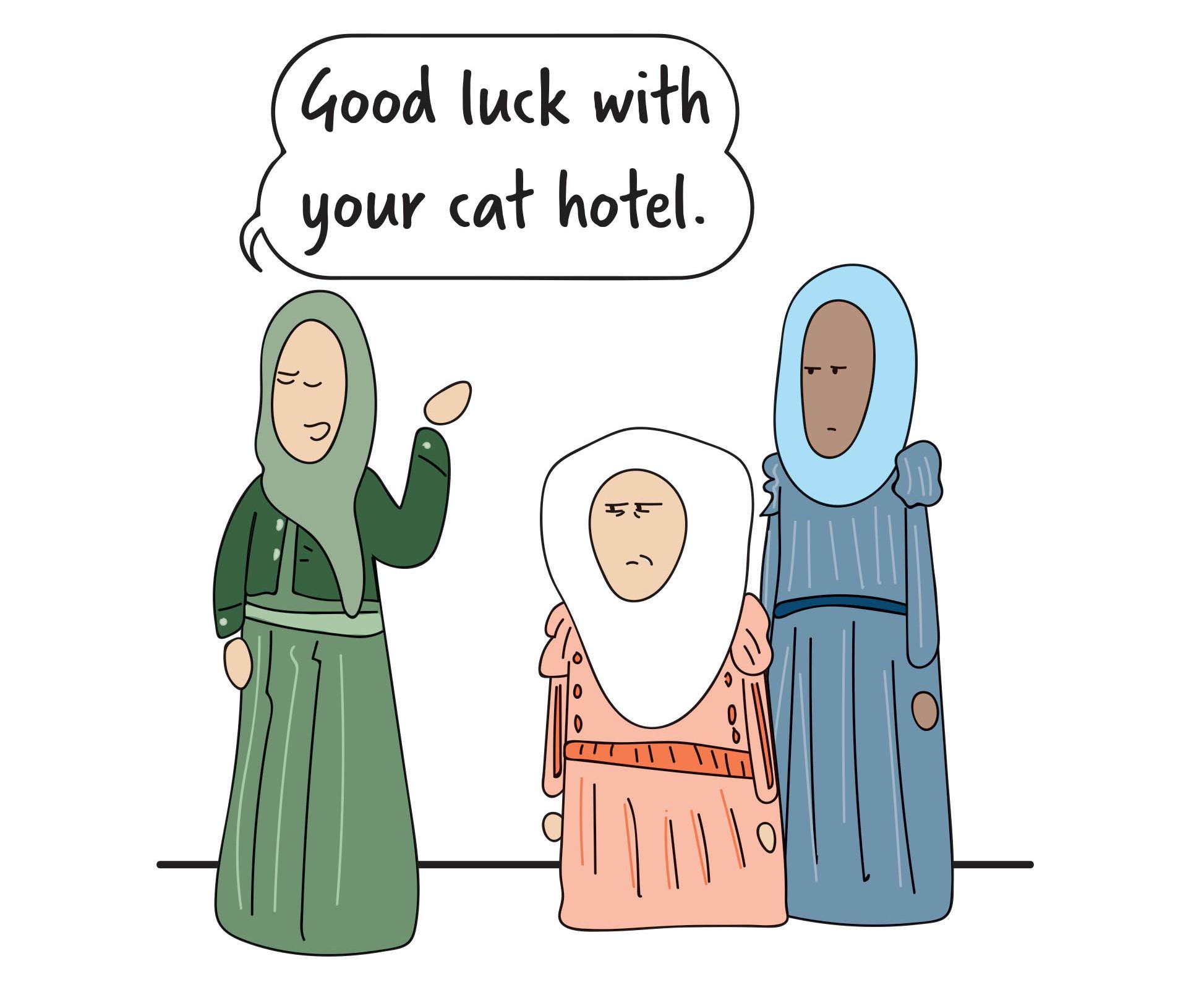 Jokes muslim marriage Muslim Jokes