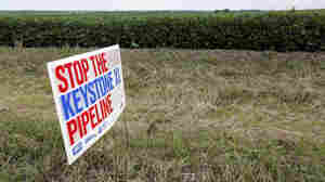 Builder Of Controversial Keystone XL Pipeline Says It's Moving Forward