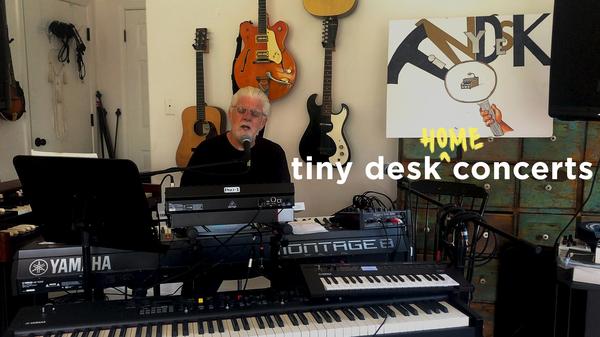 Michael McDonald: Tiny Desk (Home) Concert