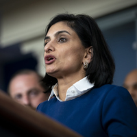 To Stop The Pandemic, Seema Verma Is 'Getting Rid Of A Lot Of Regulations'