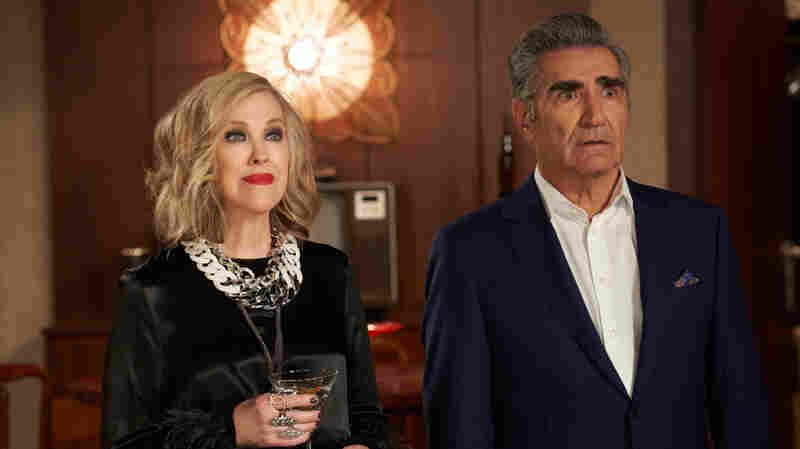 'Schitt's Creek' Won Our Listener Poll, Because Our Listeners Are Wise