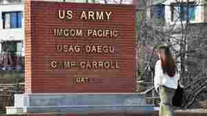 U.S. Military In South Korea Faces Double Blow Of Korean Staff Furloughs And COVID-19