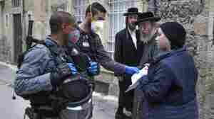 Israel Faces Challenges In Fighting Coronavirus In Ultra-Orthodox Communities