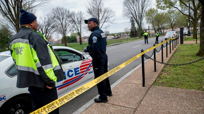 How Police Plan To Enforce D.C.'s Stay-At-Home Order