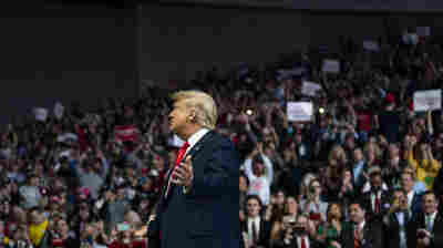 His Signature Rallies Are Off, So Here's How Trump's Campaign Has Moved Online