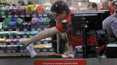 Grocery Workers Keep America Fed, While Fearing For Their Own Safety