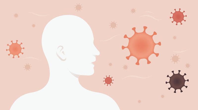 Scientists Probe How Coronavirus Might Travel Through The Air ...