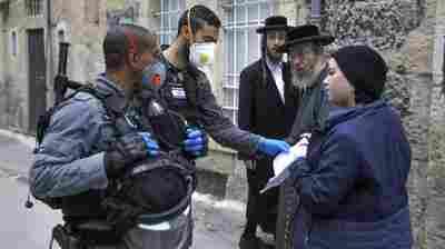 Israel Faces Challenges In Fighting Coronavirus In Ultra-Orthodox Communities