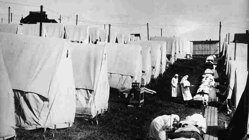 The 1918 Flu Pandemic Was Brutal, Killing As Many As 100 Million People Worldwide