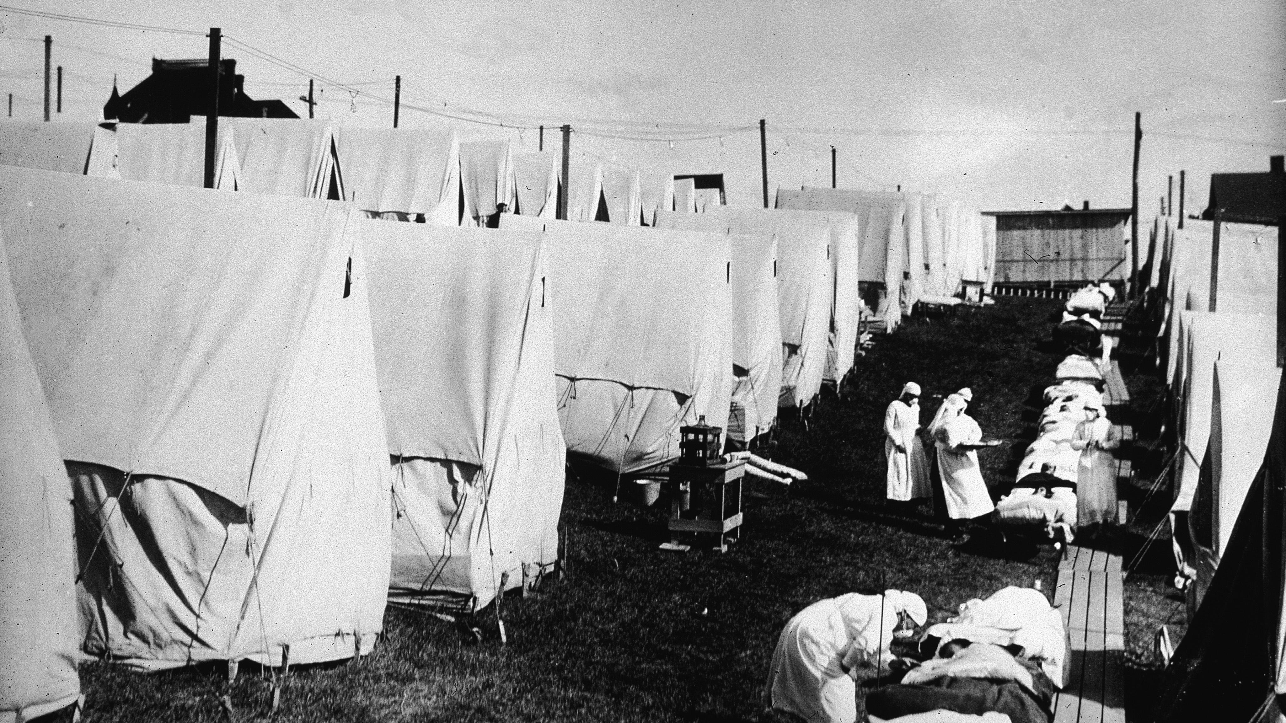 The 1918 Flu Pandemic Was Brutal Killing More Than 50 Million People Worldwide Npr