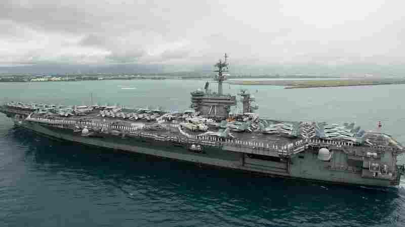 Guam Locals Unhappy With Housing U.S. Sailors From Coronavirus-Hit Aircraft Carrier