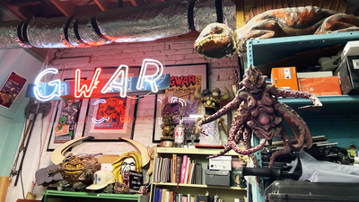 Dive Into The Wild, Twisted And Surprisingly Cultured World Of GWAR