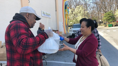 Restaurants Need Income, Families Need Food. Two Marylanders Are Helping Both At Once