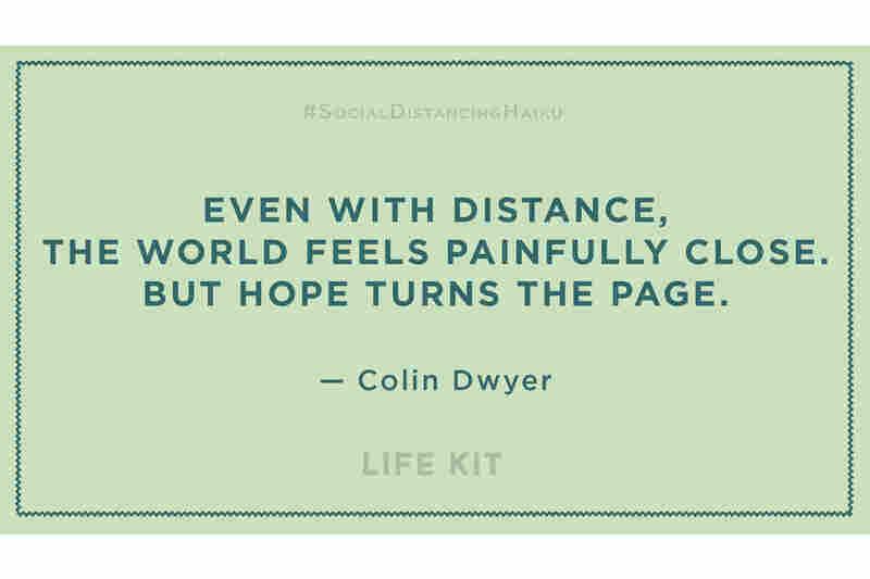 Social Distancing Haiku