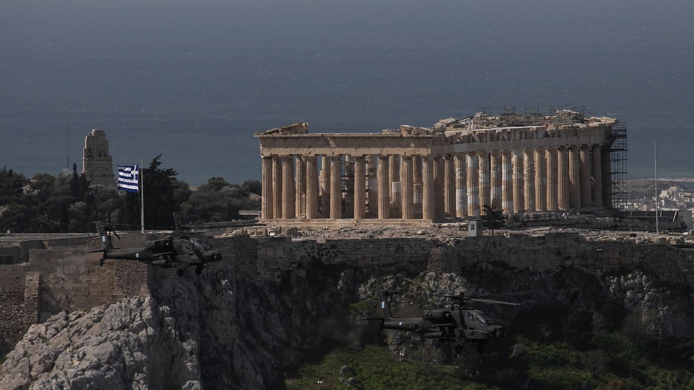 The Coronavirus Is Hurting Travel, So Greece Has Begun Offering Virtual Tourism
