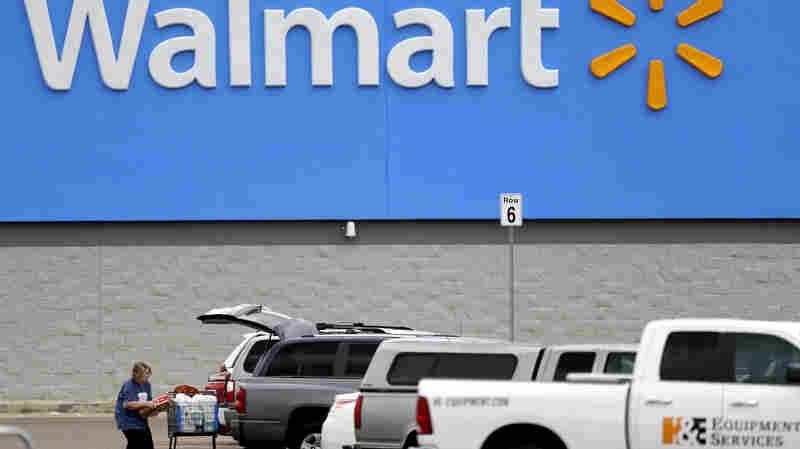 Walmart To Limit Number Of People Shopping At One Time Because Of Coronavirus