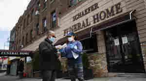 Funeral Homes Overwhelmed With COVID-19 Cases
