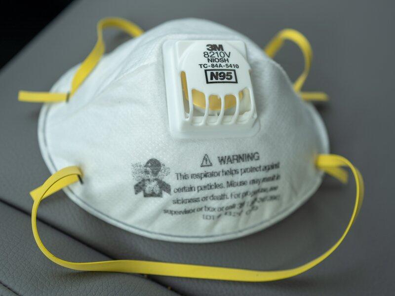 an n95 respirator