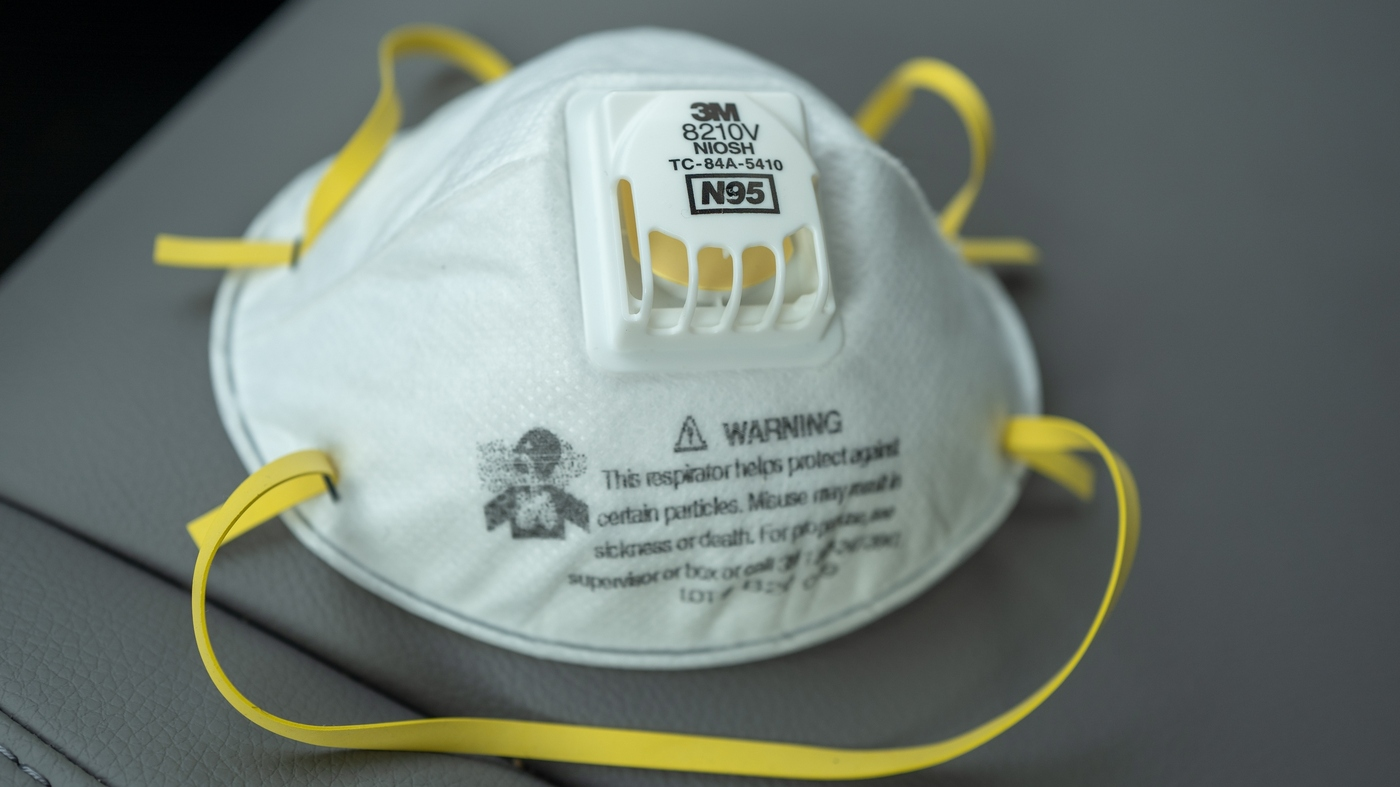Slammed By Trump, 3M Says N95 Mask Exports From U.S. Should ...