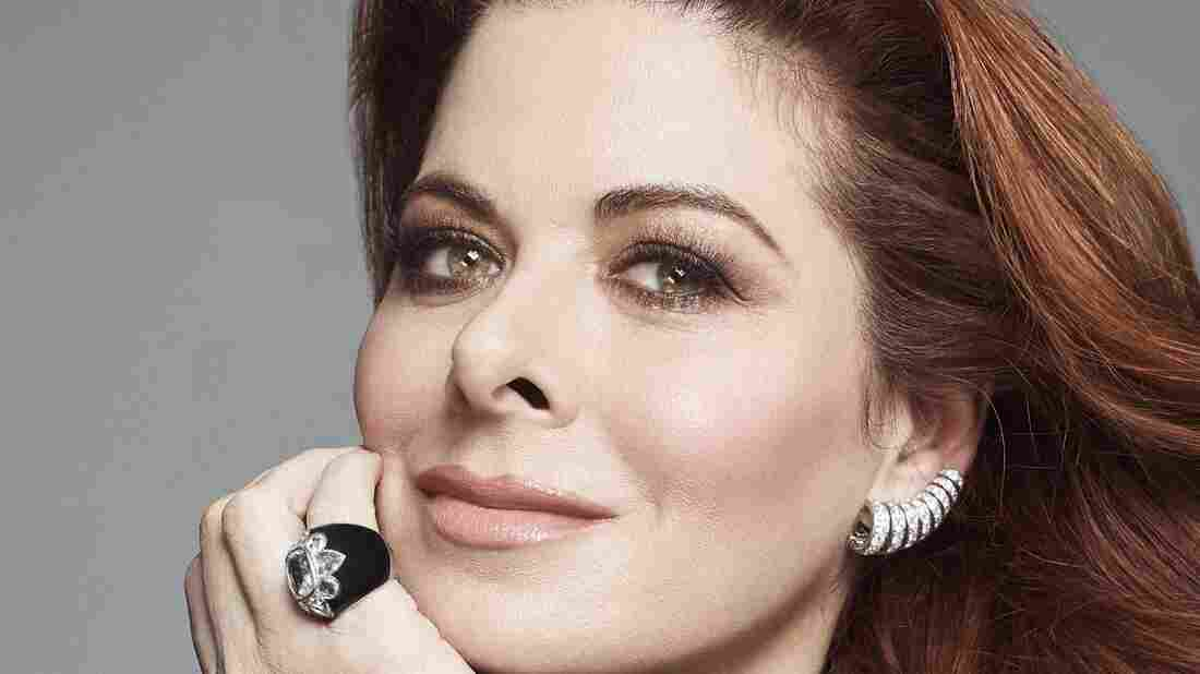 Debra Messing joins Ask Me Another.