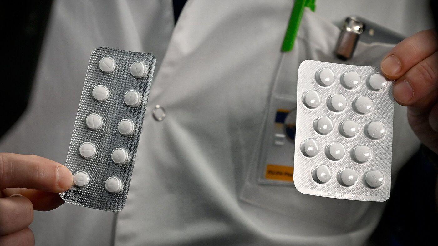 FACT CHECK: Coronavirus Treatment? That's Premature, Experts Say : Coronavirus Live Updates