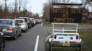 Coronavirus Testing Backlogs Continue As Laboratories Struggle To Keep Up With Demand