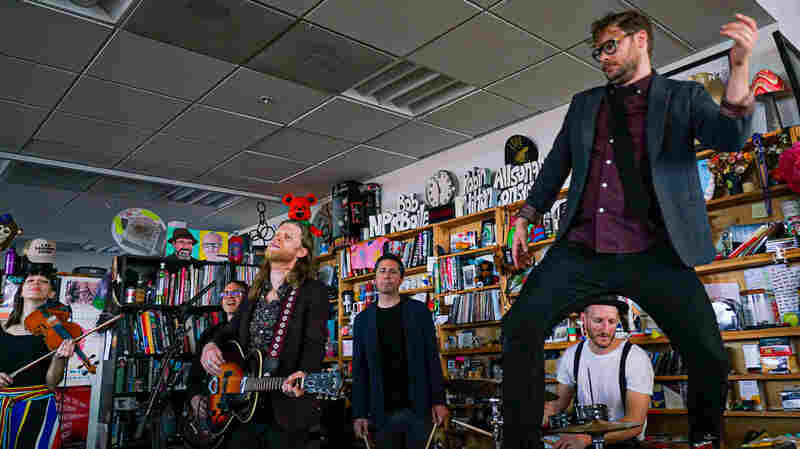 The Lumineers: Tiny Desk Concert