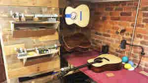 Inside Rockbridge Guitars, Where The Music Really Starts