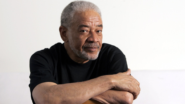 Bill Withers, photographed here in 2006, was an artist more concerned with writing stories about humanity