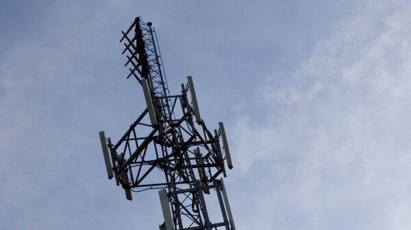 In the U.K., fires at multiple cellphone towers are raising concerns about the spread of conspiracy theories linking 5G networks to the COVID-19 pandemic.