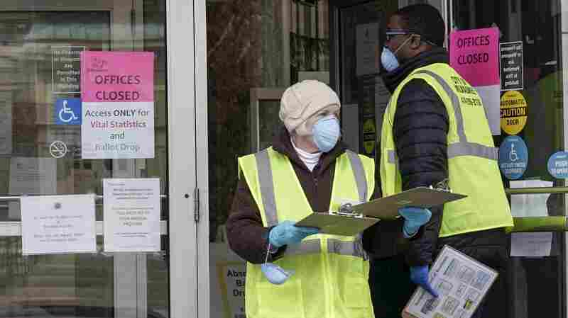 'It's Madness.' Wisconsin's Election Amid Coronavirus Sparks Anger