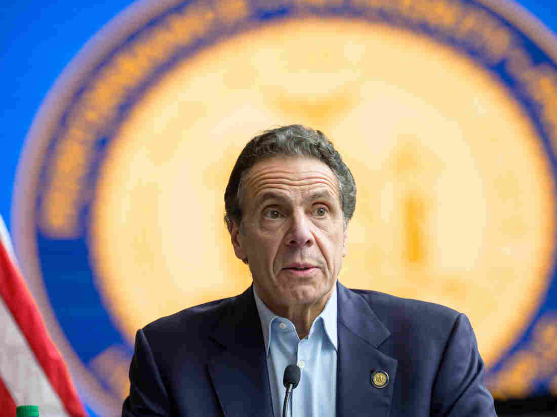 Cuomo suggests coronavirus deaths in NY  could be hitting apex