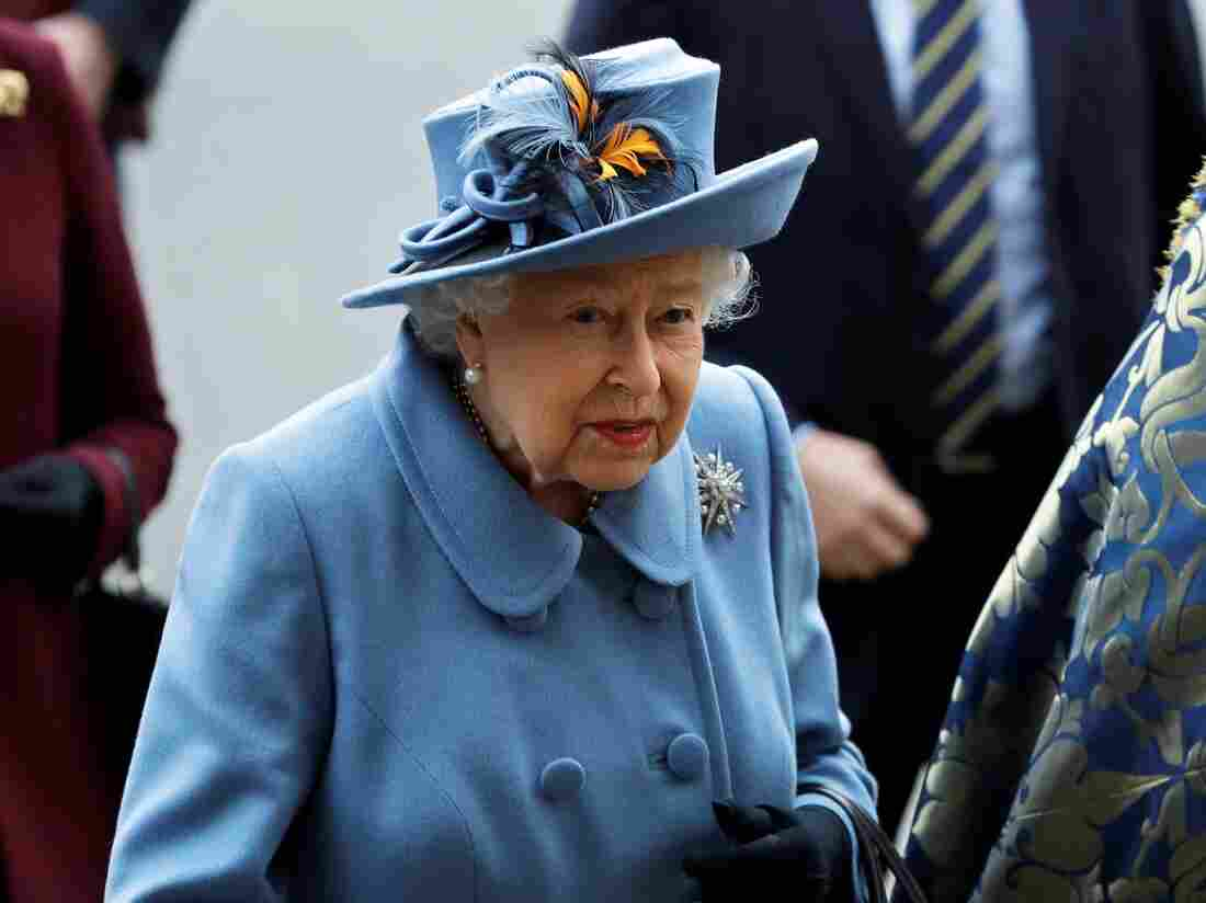 'We will overcome': Queen Elizabeth delivers rare broadcast to the nation