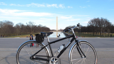 This Project Helps D.C. Residents Donate Bicycles To Essential Workers