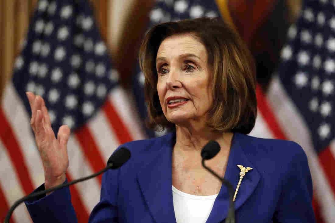 Pelosi says USA  administration wants more funds for coronavirus relief