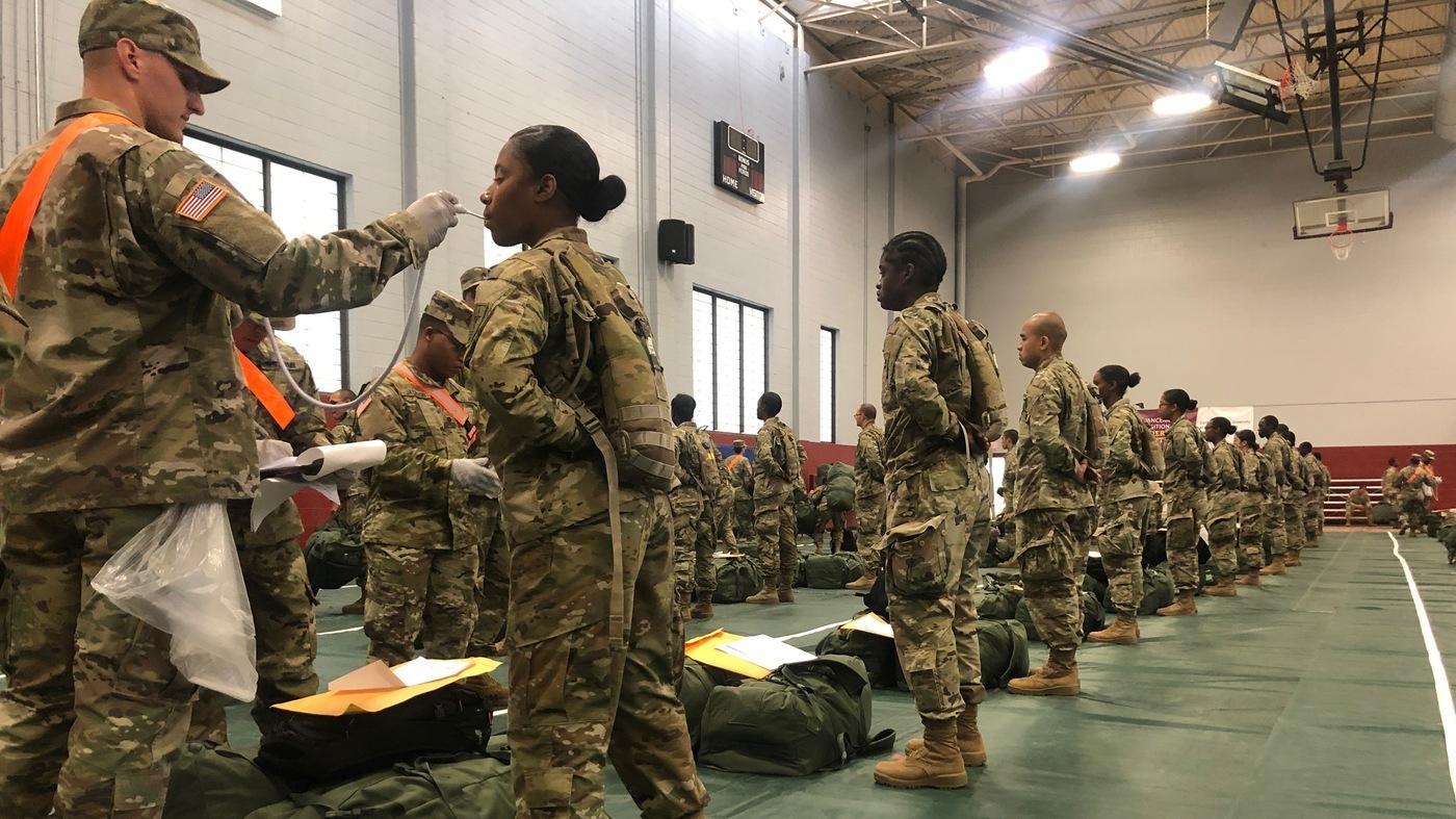 U.S. Army Delays New Recruits' Basic Training Due To Coronavirus ...
